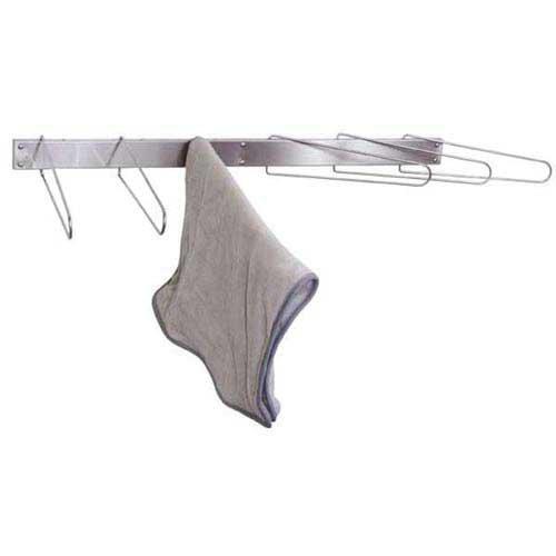 `Towel Drying Rack Folding 6-Hook Wall Mount полотенце brand new 1 hair drying towel