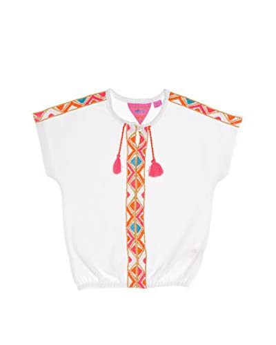 MIM-PI T-Shirt Manica Corta [Bianco]