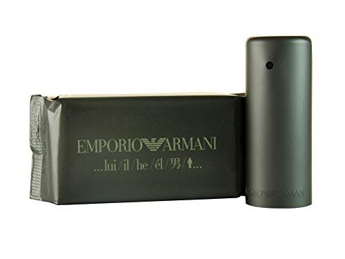 Giorgio Armani Emporio Armani Lui Eau de Toilette, Uomo, 30 ml