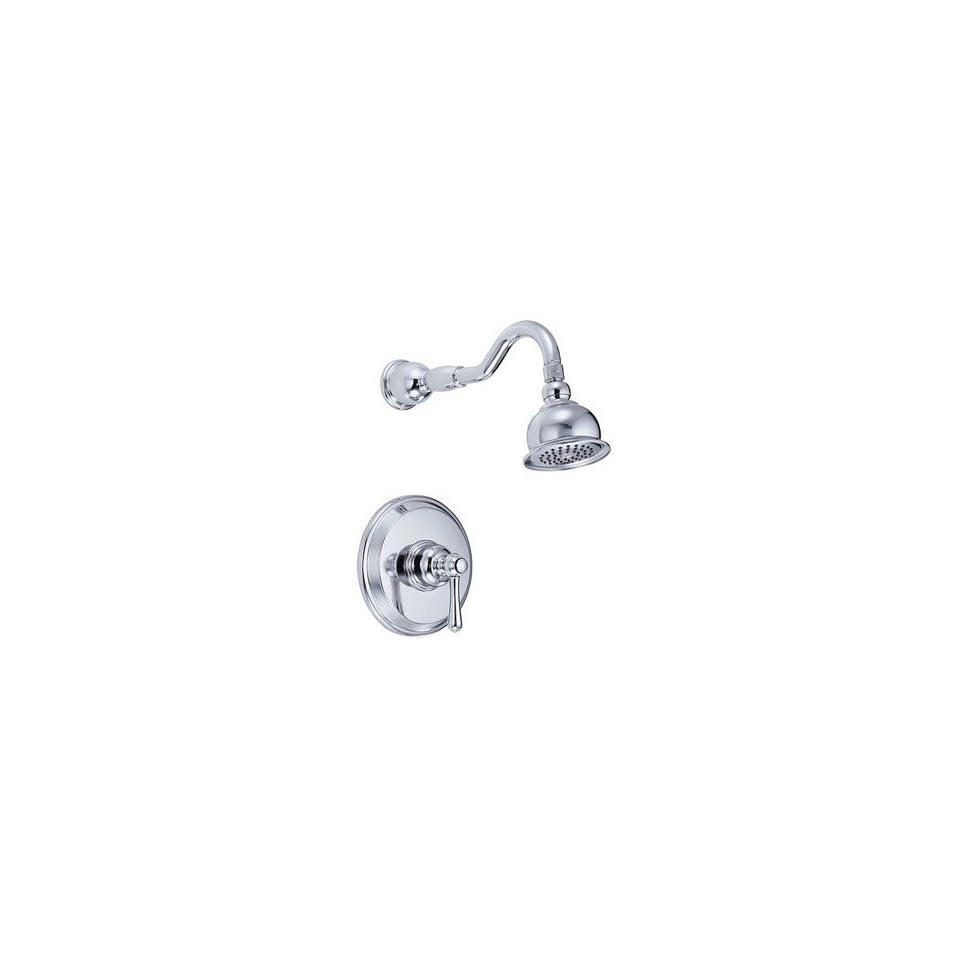 Danze Opulence(TM) Single Handle Shower Faucet Trim Kit with 4 Inch