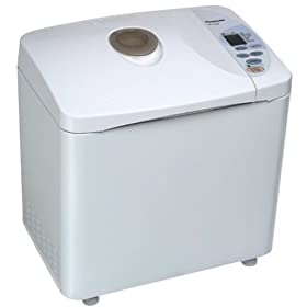 Panasonic - YeastPro Automatic Breadmaker