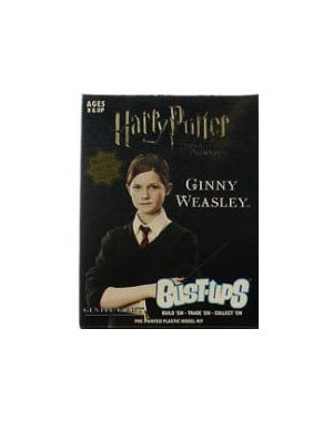 Picture of Gentle Giant Harry Potter Order of the Phoenix Ginny Weasley Bust Ups Figure, Series 2 (B0017HP5TQ) (Harry Potter Action Figures)