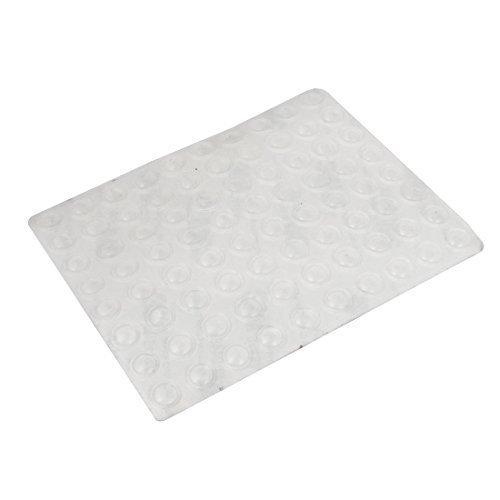 sourcingmapr-caoutchouc-etagere-adhesif-meuble-protection-de-plancher-dosettes-8x2mm-80-pieces-trans