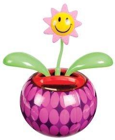 Toysmith Mini Solar Flower - 1