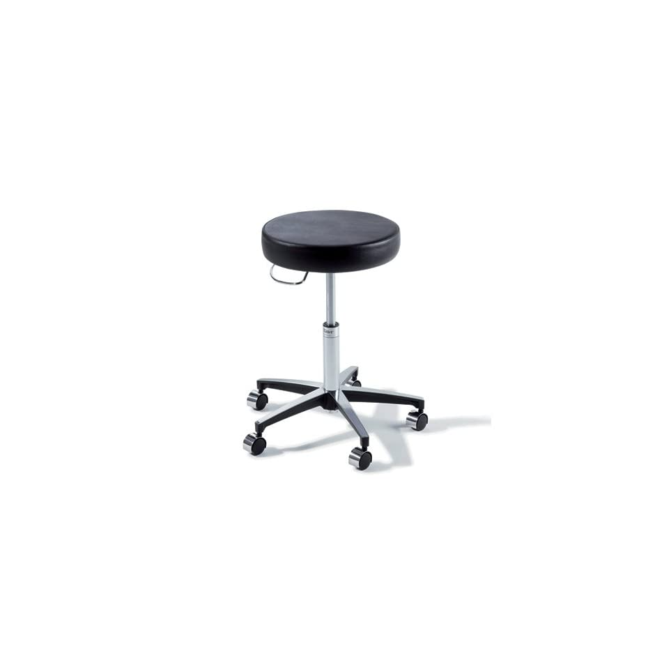 Midmark Ritter 276/277 Air Lift Stool   With Back   Model 277 001   Each