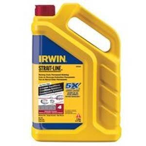 Irwin Irwin Staining Chalk Permanentred 5 Lbs.
