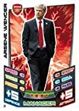 Match Attax 2012/2013 Arsene Wenger Arsenal 12/13 Manager