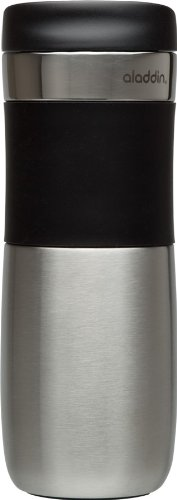 Aladdin Essential Stainless Steel Insulated Mug 16Oz, Black front-830649