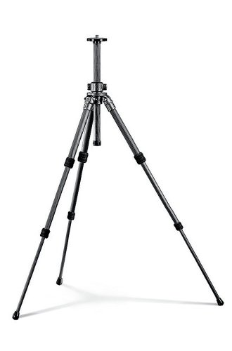 Gitzo GT-531 Series 00 Carbon 6x 3 Section G-Lock Tripod - Replaces GT350 (Black)