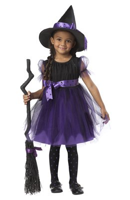 Charmed Witch Girl's Costume