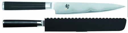 KAI Shun DMBG-W10 Set: DM-0701 Allzweckmesser + BladeGuard S