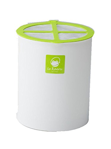 家庭用生ごみ処理器 ル・カエル基本セット グリーン