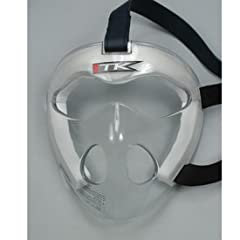 TK Field Hockey Player Field Mask by TK