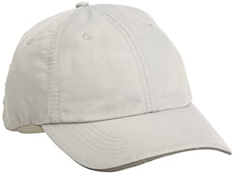Musto Men's Fast Dry Crew Baseball Cap, Silver Grey, One Size