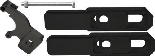 Yana Shiki Yanashiki - Swing Arm Extension 4-8 Inches, Anodized Black Suzuki Gsx-R 600/750 Product Code A5028Ab And Y6B front-73684
