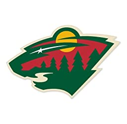 Minnesota Wild NHL car bumper sticker decal (5\