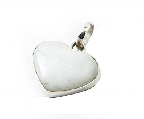 Opal Gua White Opal Stone With Silver For Women (Multicolor)