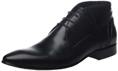 Azzaro Bamako, Chaussures à lacets homme - Noir, 40 EU