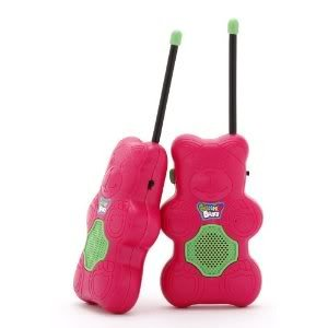 Toy / Game Fantastic Walkie Talkie (10.8 X 7.7 X 2 Inches ; 7.8 Ounces) For Age 5 - 15 Years - Gummy Bear