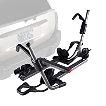 Yakima HoldUp 2-Bike Hitch Mount Rack with Lock Cable (1.25-Inch Receiver)