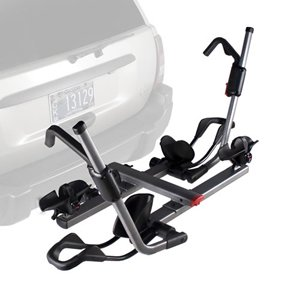 Yakima HoldUp 2-Bike Hitch Mount Rack with Lock Cable (2-Inch Receiver)