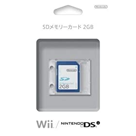 SD�������[�J�[�h 2GB