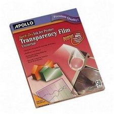 Apollo c/o Acco World / Inkjet Transparency Film, 8-1/2