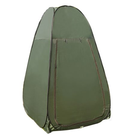 Green Portable Shower Changing Tent Camping Toilet