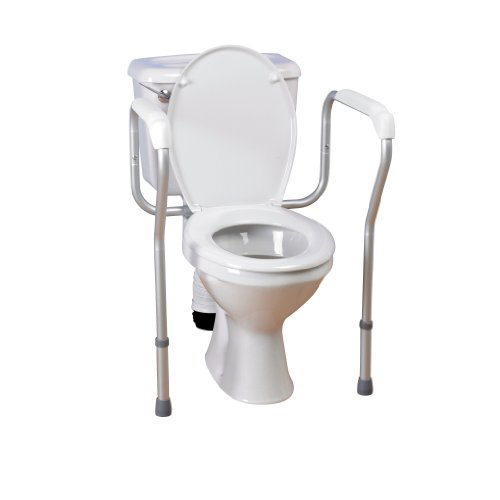 Homecraft Toilet Surround Rail Safety Frame