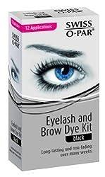 Swiss O Par Eyelash & Brow Dye Tint C...