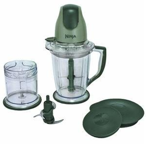 Ninja Master Prep Revolutionary Food and Drink Maker w/ 48oz Pitcher and 16oz Bowl (QB900)