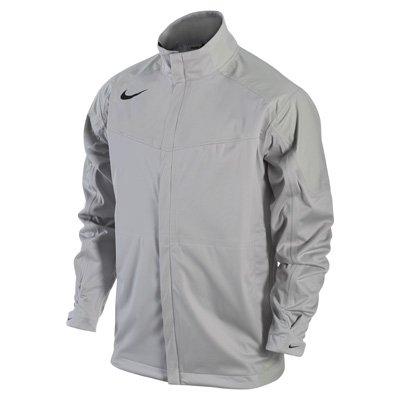 2012 NIKE Storm Fit Waterproof Golf Jacket Full Zip Granite Medium