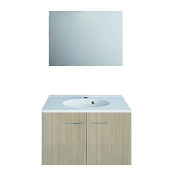 Set of Furniture One Pack Elm–L. 80cm Sand