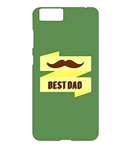 EPICCASE Best Dad Mobile Back Case Cover For Vivo X5 (Designer Case)