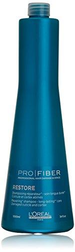 L'Oréal Expert Shampoo, Pro Fiber Restore, 1000 ml