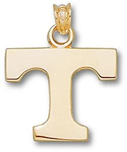 Tennessee 14K Gold Pendant by Logo Art