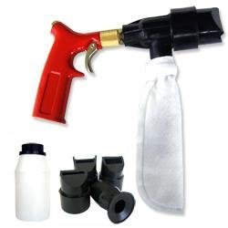 Review 'Spot Shot' Air Sand Blaster Kit - Closed Cycle/Recycling