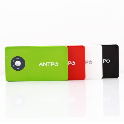 ANTPO 3000mAh Power Bank