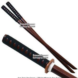 Sword set 2 piece martial arts practice swords sports amp outdoors