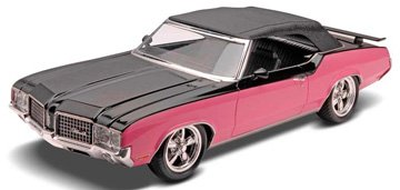 Revell 1:25 '72 Olds Custom Cutlass Supreme