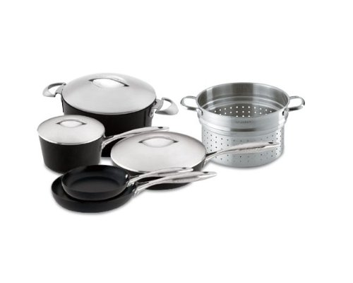 Scanpan 9-Piece Cookware Set