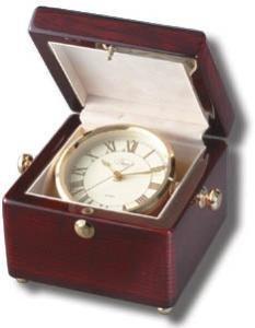 Chass Treasure Chest Captain's Desk Clock - 72534