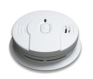 Kidde i9010 10 Year Sealed Lithium Battery Operated Smoke Alarm