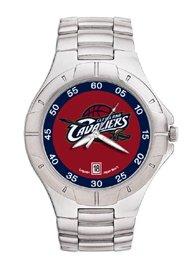 Cleveland Cavaliers NBA PRO II Metal Sports Watch by Logo Art
