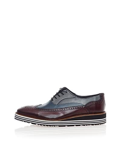 Deckard Zapatos Oxford Dorsey Burdeos