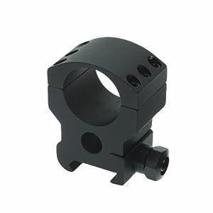Burris 420182 XTR Rings (1-Inch, High, Black)