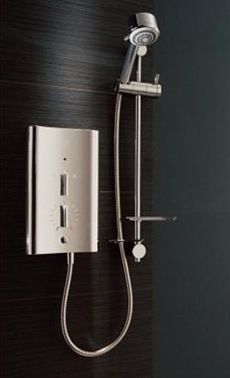 Mira Escape 9.8kW Electric Shower Chrome 1.1563.011