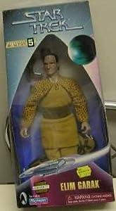 Star Trek - Elim Garak - Warp Factor Series 5 Collectible Figure
