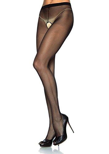 Yinglite-Femmes-rotique-Entrejambe-Ouvert-Crotch-Sexy-Lingerie-en-Dentelle-Dos-Nu-Vtements-de-Noir-Nuisette-Babydoll-Set-Nuit-Halter-poitrine-ouverte-Racy-Collant-Bas-Rsille-Porte-Jarretelle