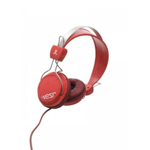 WeSC BONGO true redの写真01。おしゃれなヘッドホンをおすすめ-HEADMAN(ヘッドマン)-